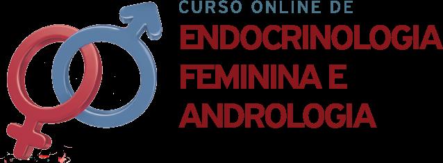 Logo Curso Endocrinologia Feminina e Andrologia