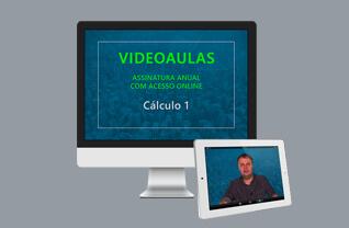 Curso de Cálculo 1 em Videoaulas
