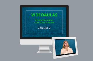Curso de Cálculo 2 em Videoaulas