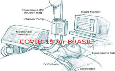 Covid-19: UFRJ busca voluntários para desenvolvimento de ventiladores mecânicos